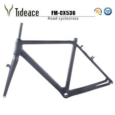 Cyclocross 9*135mm Quick Release Road Racing Bicycle Frames OEM Gravel Frameset