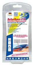 Scheiben-FIX Steinschlag Reparatur Set Windschutzscheiben Scheibenreparatur Glas