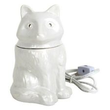 Home Scents Electric Wax Melt Warmer - White Fox