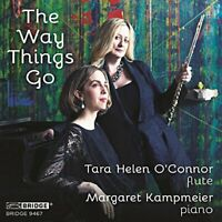 Tara Helen O'Connor - The Way Things Go [Tara Helen O'Connor; [CD]