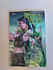 ZENESCOPE-GRIMM FAIRY TALES-ROBYN HOOD WANTED- VOL 2-(2013)