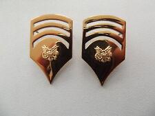 (A33-01) US Rangabzeichen Metall Specialist SPC 7 alt !!