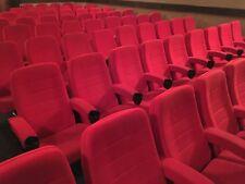 Kinostühle, Kinostuhl, Kinosessel, Theaterstühle, Heimkino, Kinobestuhlung,
