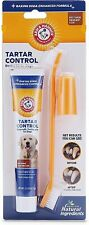 Arm & Hammer for Pets Dog Dental Care Fresh Breath Kit Tartar Control All Stages