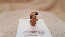 Hagen Renaker Dog Cocker Spaniel Pup Figurine Miniature New Free Shipping 00092