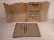 Das Wort Gottes und der Unterricht, Gerhard Bohne, 1932, 288 Seiten