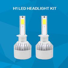 1100W 2 pcs/lot H1 Led Car Headlight kit bulb 6500K Cold white 12V Wholesales