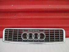 AUDI S4 FRONT BUMPER GRILLE   OEM USED 4.2L 2002 2003 2004 2005 02 03 04 05