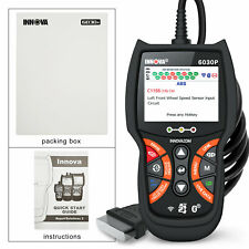 INNOVA 6030P Code Reader OBD2 Scanner Detect ABS Engine Light Battery Liva Data