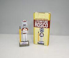 2019 Wisconsin Rapids Rafters Literature Rosco Bobblehead In Box