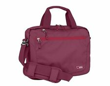 "STM Swift 11"" Inch Netbook Carrying Case Laptop Shoulder Bag MacBook Sleeve Red"