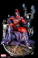 XM Studios MAGNETO 1/4 Scale Statue BRAND NEW UNOPEN WITH COIN FREE SHIPPING