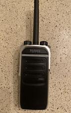 Hytera PD602 VHF Portable Radio, Last Version, GOOD condition.