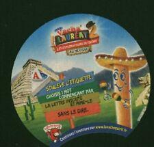 Etiquette de fromage intercalaire Vache qui Rit Vacha Lauréat au Mexique