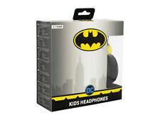 Neues AngebotKinder lizenziert Kopfhörer, Batman Head Phones.