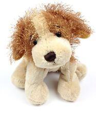 "Ganz Cocker Spaniel Scruffy Floppy Puppy Dog Plush Stuffed Animal 8"""