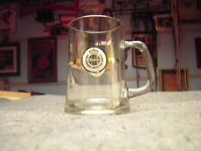 Warsteiner Stein Glass Mug 32 ounces Large Very Good Condition