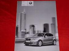 BMW 1er E87 116i 118i 120i 130i 118d 120d Preisliste von 2006