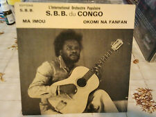"kinzonzi du soleil/mayindou dit""musique du congo jazzy""single7""sbb:004.de 1972."