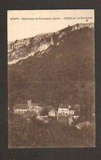 GIZIA prés COUSANCE (39) VILLAS en 1928
