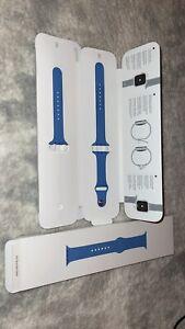 Apple Sport Band - Surf Blue, 44mm (Regular)
