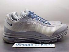 Men's Nike Air Max '95+ BB Dark Grey Wolf Grey Obsidian 2012 sz 12