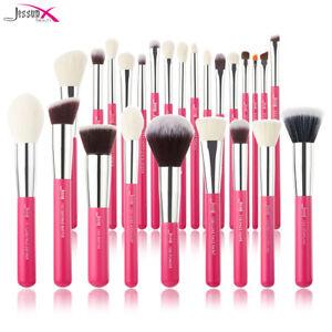 Jessup Makeup Brush Set 25Pcs Face Blush Powder EyeShadow Professional Brushes