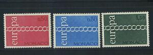 Monaco 1014 - 1016 postfrisch #g490