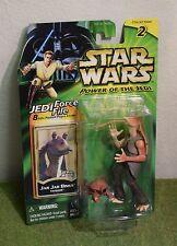 STAR Wars il potere dei Jedi cardate Jar Jar Binks TATOOINE