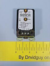 Setra 26410r1wd11t1e Pressure Transducer Sensor 24vdc 0 01 Wc 4 20 Ma 264