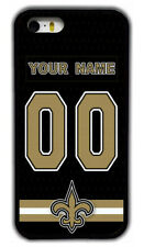 New Orleans Saints Custom  Rubber Phone Case Cover For iPhone / Samsung / LG