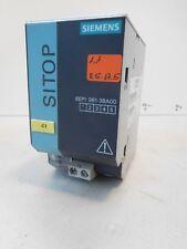Siemens 6EP1961-3BA00 Input 24-28,8V DC Output 24V DC E-Stand: 1 ;6EP1 961-3BA00