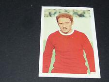 207 SARTORI RED DEVILS MANCHESTER UNITED FKS PANINI FOOTBALL ENGLAND 1970-1971