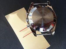 Caja de Reloj/Pegatinas protectora posterior cubre se ajusta OMEGA SPEEDMASTER, Seamaster 300
