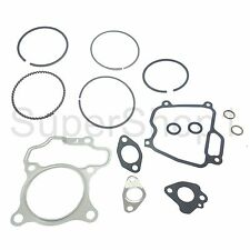 Piston Rings Set + Gasket Set + Oil Seal For Subaru Robin EX17 277-23511-17