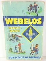 Webelos Scout Book Boy Scouts of America (1985) Softcover