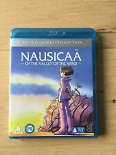 Nausicaa of the Valley of the Wind - Hayao Miyazaki, Blu-Ray - 1984 R2