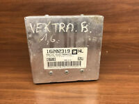 A21 VAUXHALL OPEL VECTRA B ENGINE CONTROL UNIT ECU 16202319 D96003 OEM