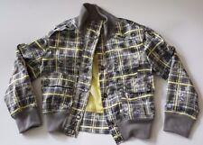 Dollhouse Jacket Girls Kids Size 6X Multi-Colored Coat Plaid Outerwear Excellent