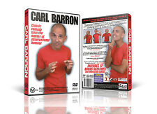 Carl Barron (DVD, 2004) New  Region 4