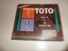 CD TOTO – TOTO IV + The Seventh One