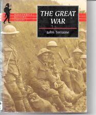 The Great War, 1914-18 (Wordsworth Military Library), Terraine, John