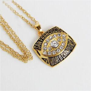 1981 San Francisco 49ers Necklace