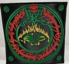 SUMMONING (atmospheric ) EMBROIDERED  PATCH
