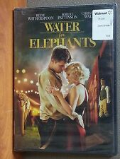 Water for Elephants    DVD, 2014   BRAND NEW