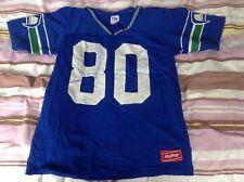 Genuinevintage Seattle Seahawks Nfl Fútbol Americano Camiseta Jersey Pequeño Largent