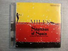 Miles Davis - Sketches Of Spain CD Album REMASTERED  CK65142