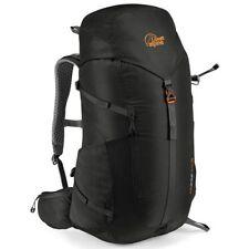 Macutos color principal negro de nailon para acampada y senderismo