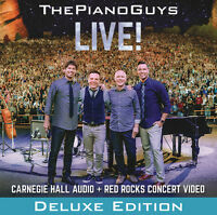 The Piano Guys - Live [New CD] Deluxe Edition