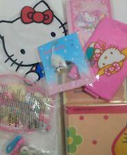Hello Kitty lot of misc